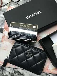 Chanel銀包/散紙包
