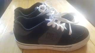 DC kids shoes