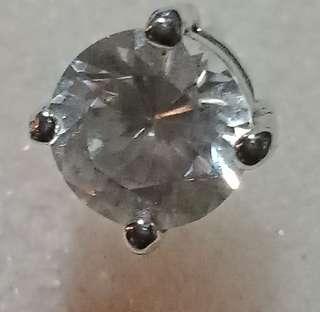 Monet Diamond Studded Earring