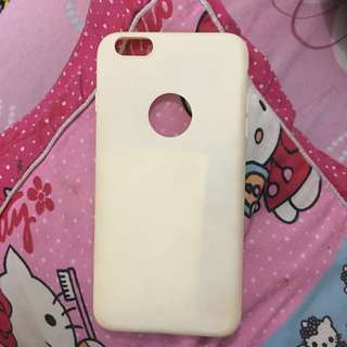 Nude Case for iphone 6s+/6+