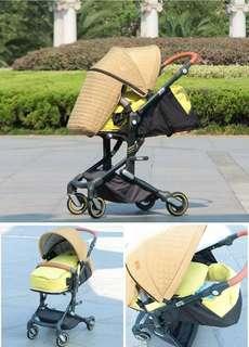 嬰兒車以出