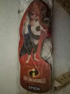 The incredibles key chain