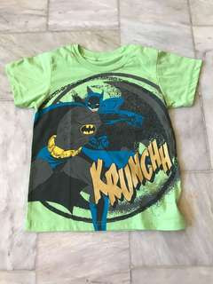 Batman kiddie shirt