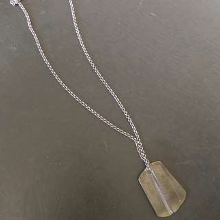 Authentic Tiffany and Co. Dogtag Necklace