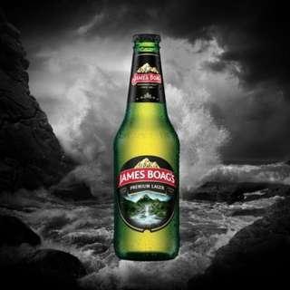 澳洲 James Boag's Premium Lager 啤酒 一箱 24 支 (世界盃 / 睇波 啱哂)