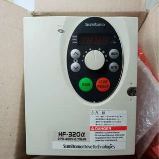 HF-320 Alpha - VFD (variable frequency drive )