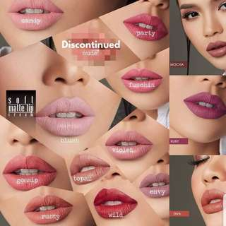PROMO - FAME Cosmetics Lip Matte