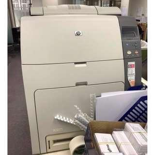 HP Color LaserJet CP4005dn Printer (CB504A)