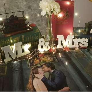 Wedding Props Rental