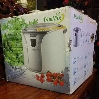 TrueMix Ozone Fresh an equipment that can clean all the toxin / chemical from the foods before we eat