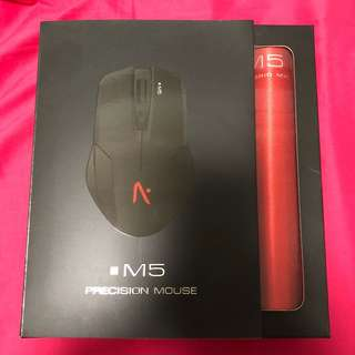 Aftershock M5 Precision Mouse
