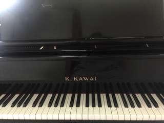 Kawai Grand Piano Rental (Central Area)