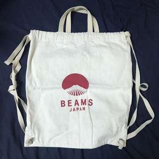 日本BEAMS JAPAN帆布包
