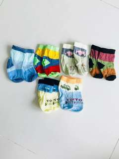 Baby Socks (Up to 3 months)