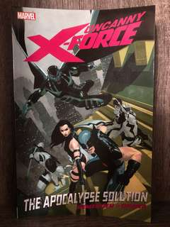 "Uncanny X-Force ""The Apocalypse Solution"""