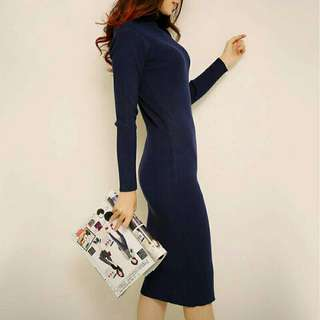 Dress rajut knited