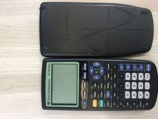 Calculator Texas Instruments TI-83 plus graphing