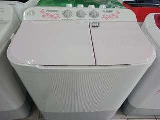 Mesin cuci bisa kredit tanpa CC dan tanpa DP