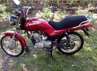 Suzuki gd 110