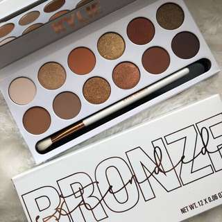 Kylie Jenner Bronze Eyeshadow