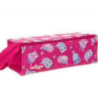 Smiggle Chirpy Pencil Case (pink)