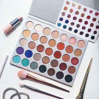 Morphe The Jaclyn Hill Eyeshadow Palette Original