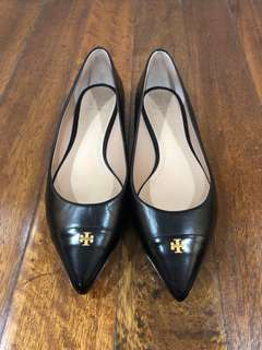 Pointed Toe Flats-- ORIGINAL TORY BURCH