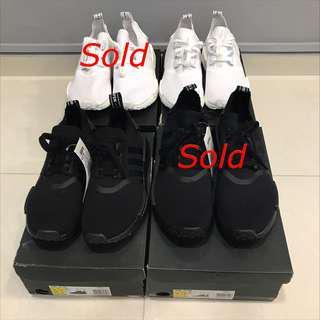 Adidas NMD JAPAN Black / White