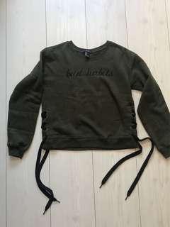 'Bad Habits' Sweater