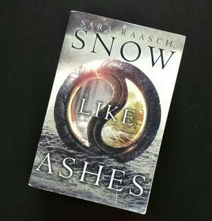 Snow Like Ashes Series by Sara Raasch