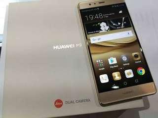 Huawei P9 Leica Smartphone - Gold [32 GB/ 3 GB/ LTE]
