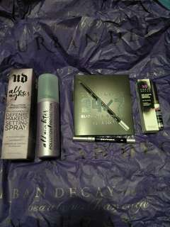 (Set) Authentic Urban Decay Makeup