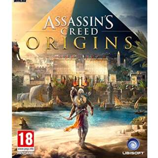 Assassin's Creed Origins Offline with DVD (PC)