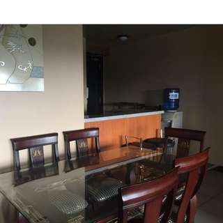 FAIRWAYS TOWER 2BR FULLY FURNISHED WITH PARKING FOR SALE 20M BGC
