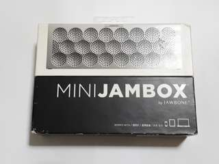 Mini Jambox by Jawbone Silver Dot
