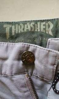 short pants Thrasher
