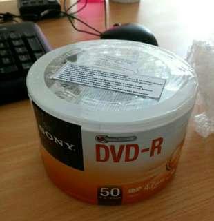 Dvd-R sony isi 50
