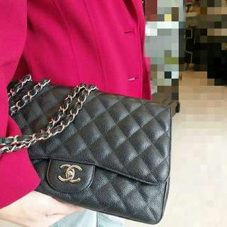 Chanel Maxi Jumbo Double Flap