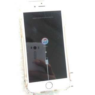 iphone6 128G 故障機 Unknown system failure