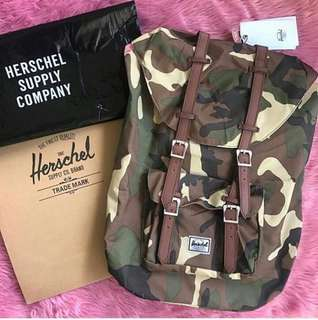 AUTHENTIC LITTLE AMERICA HERSCHEL