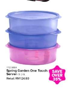 Spring Garden One Touch