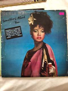 Angela Bofill - Something About You (Vinyl Record)