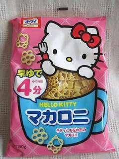 Cute Pasta unik bentuk Hello Kitty asli produk Jepang