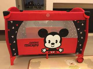 Disney's Mickey Baby Playpan
