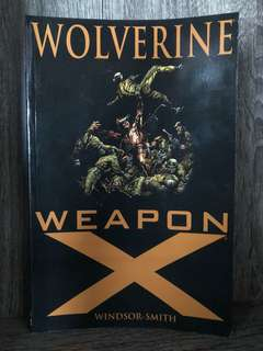 "Wolverine ""Weapon X"""