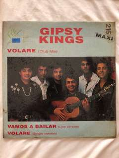 Gipsy Kings (Vinyl Record)