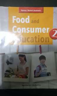 Food and consumer education Secondary 2