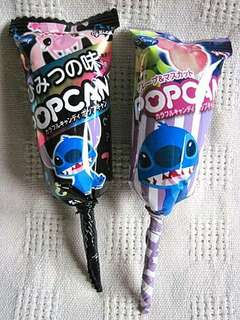 Lollipop Stitch Disney Japan