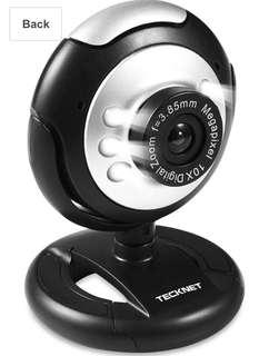 Tecknet HD720p webcam