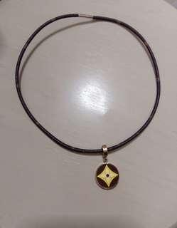 LV 925 silver necklace LV 純銀頸繩